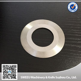 China HRC 56-58 Hardness Circular Cutting Blade Excellent Cutting Longevity supplier
