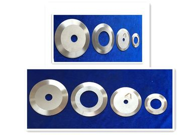 China Customize Hard Alloy Round Cutting Blade For Paper/Films supplier